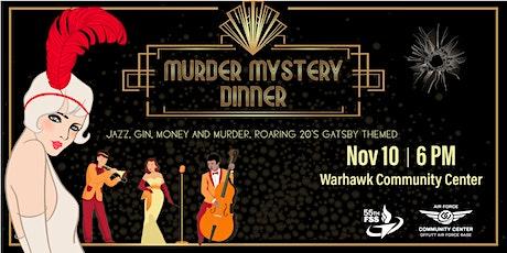 Offutt Murder Mystery Dinner tickets