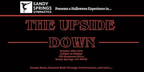 Sandy Springs Gymnastics: Halloween 2021 Just Got Better! tickets