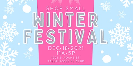 TFP Winter Festival - Holiday Shopping 2021 tickets