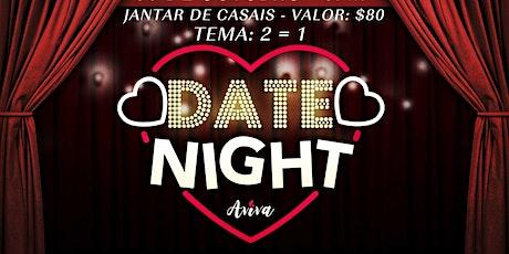 Date Night - Jantar de Casais tickets