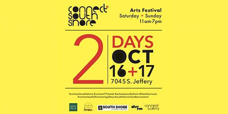 Connect South Shore - Arts Festivals tickets