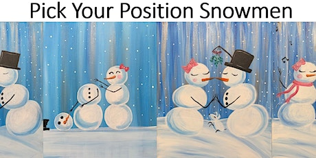 Pick Your Position Snowmen ~ Family Day ~ Ages 7 and up! tickets