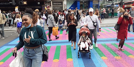 Tottenham Court Road: Creative, Cultural, Colourful tickets