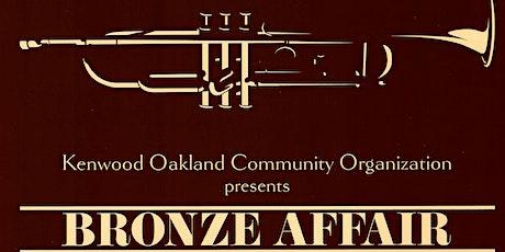 A Bronze Affair tickets