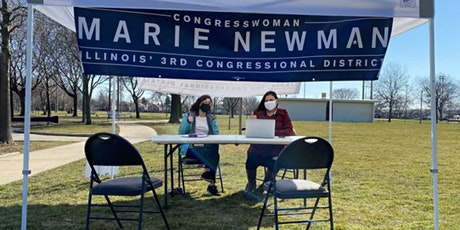 Rep. Newman's Mobile Services:  Palos Hills tickets