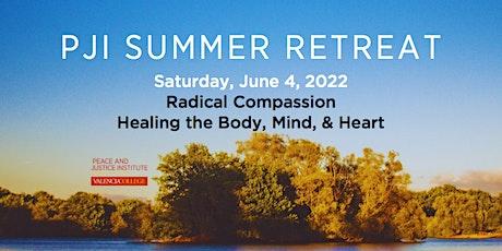 2022 Summer PJI Retreat tickets
