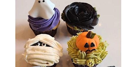 Halloween Cupcake decorating billets
