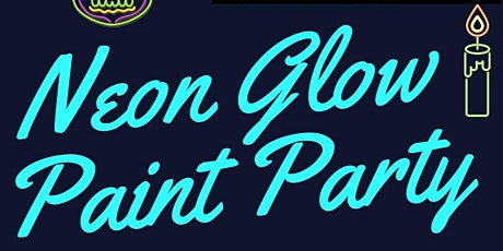 Neon Black light Paint Party tickets
