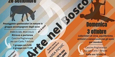 Arte nel Bosco biglietti
