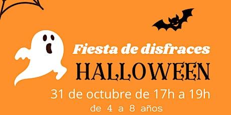 Fiesta de disfraces Halloween entradas