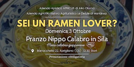 Sei un Ramen Lover? biglietti
