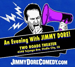 An Evening of JagOff Comedy with JIMMY DORE tickets