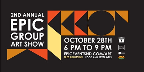 2nd Annual EPIC Group Art Show tickets