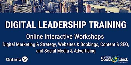 Digital Leadership Training Program tickets