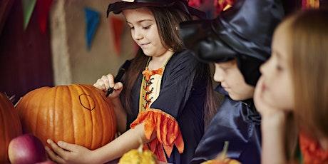 Pumpkin Festival & Children's Costume Contests! tickets