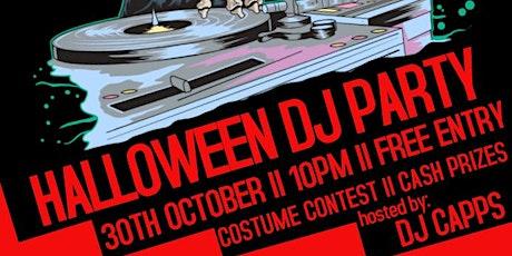 Halloween DJ & Costume Contest at Kilted Buffalo Plaza Midwood tickets