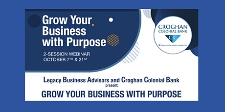 Growing your Business with Purpose : Seminar Two tickets