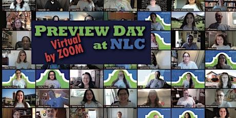 NLC Zoom Preview Day 2021 biglietti