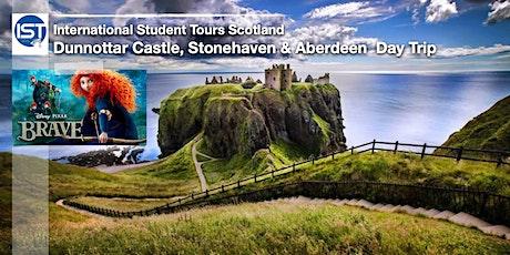 Dunnottar Castle, Stonehaven and Aberdeen Day Trip Sun 31 Oct tickets