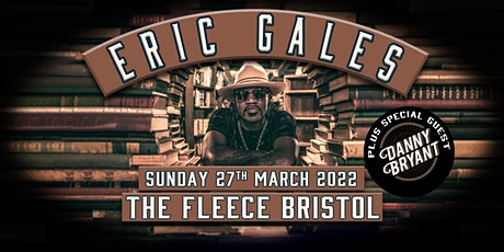 Eric Gales + special guest Danny Bryant tickets