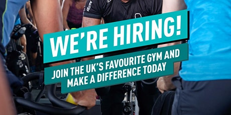 Personal Trainer/Fitness Coach - Hiring Open Day - Reading tickets