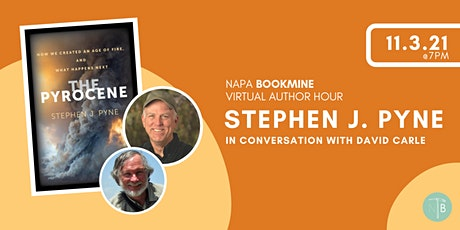 Virtual Author Hour with Stephen J. Pyne and David Carle tickets