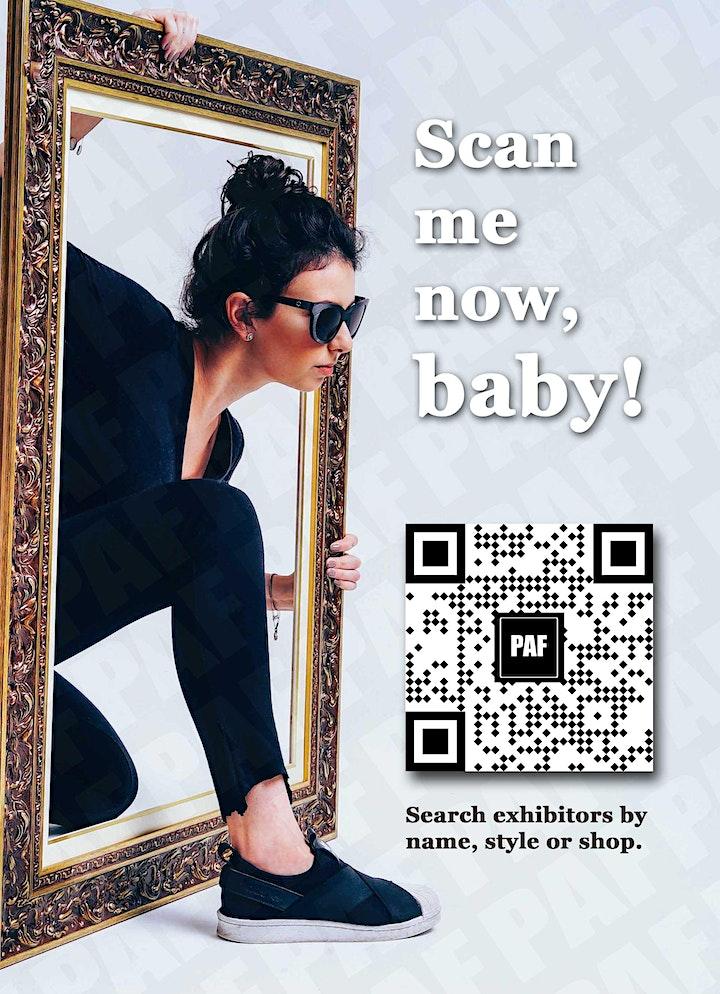 Parallax Art Fair October 2021  (Saturday) image