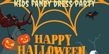 Kids Halloween fancy dress Party tickets