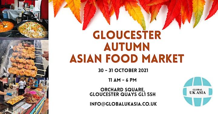 Gloucester Autumn Asian Food Market image