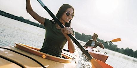 CSUrec Kayaking tickets