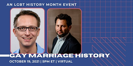 Learning from Gay Marriage History: An LGBT History Month Event tickets