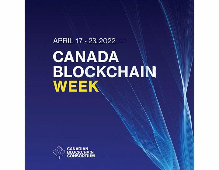 Canada Blockchain Week image