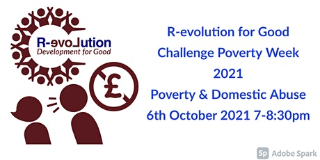 Poverty & Domestic Abuse tickets