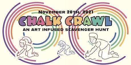 1st Annual Chalk Crawl Houston tickets