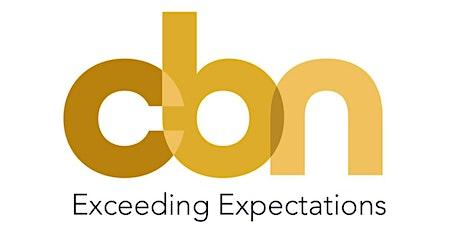 04th October  h. 7.30pm CBN India - Business Networking Event biglietti