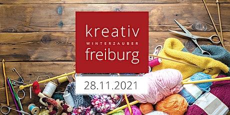 Messeticket kreativ freiburg | 28.11.2021 billets