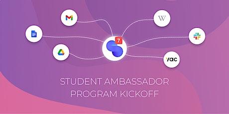 bundleIQ Student Ambassador Program Kickoff tickets