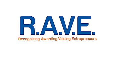 R.A.V.E. (Recognizing Awarding Valuing Entrepreneurs) 2021 tickets