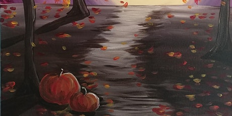 Paint Party 'Path in the Fall' @ Jackrabbit Brewing with Creatively Carrie! tickets
