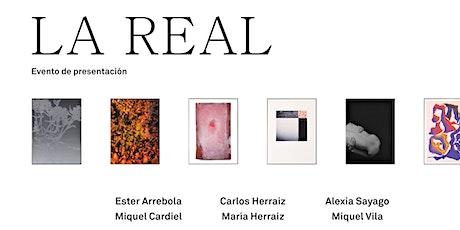 La Real presentación Artistica. entradas
