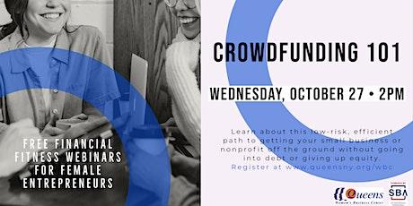 Crowdfunding 101 tickets