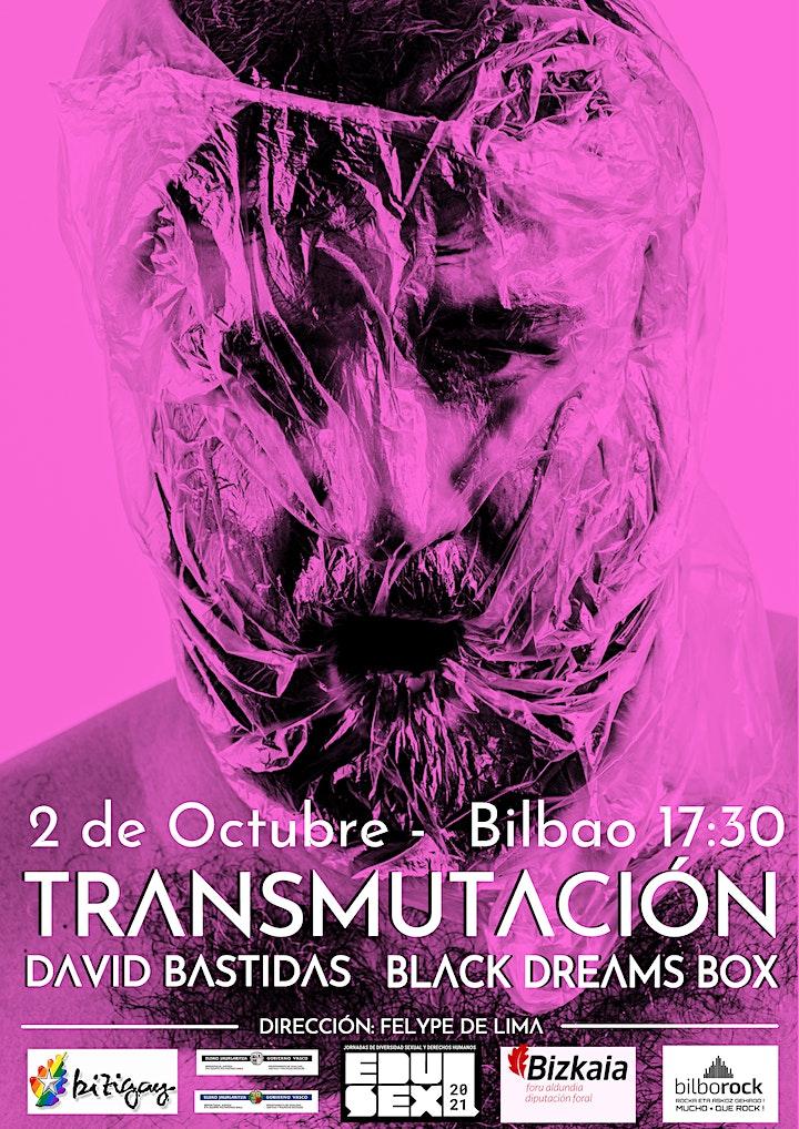 Imagen de EDUSEX 02-10-2021 Bilborock TARDE - TRANSMUTACIÓN Artes y diversidad sexual