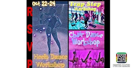 Seduction Dance Studio Presents Pop-Up Workshops tickets