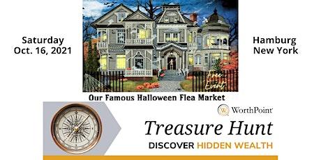 Treasure Hunt at the Famous Halloween Flea Market Event in Hamburg NY tickets