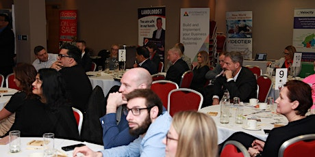 Business Live Lunch - Nottingham - in partnership with Arch Communications tickets