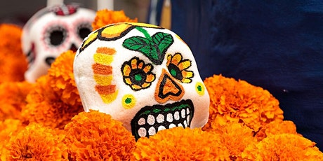 Kids Day of the Dead Craft and Create Class tickets
