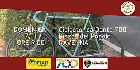 Ciclostorica Dante 700 | Iscrizione biglietti