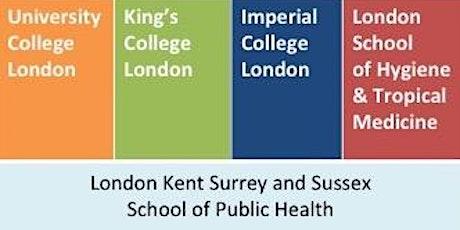 Academic Public Health Training in London tickets