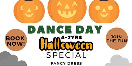 Dance Day Halloween Special tickets