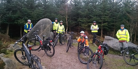Thursday afternoon group ebike cycle ride tickets